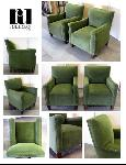 Contemporary English Arm Chair